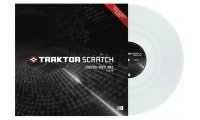 Native Instruments Traktor Scratch Pro Control Vinyl MKII (Each) - Clear