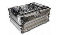 Odyssey Diamond Plated 12in Mixer Case