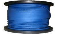 BRTB Contour 3224 Blue Bulk Microphone Cable - Per Foot