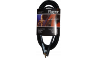 BRTB Player 1/8in Male to 1/8in Female Balanced Cable