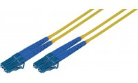 Camplex 9u/125u Fiber Optic Patch Cable Singlemode Duplex LC to LC - 150M