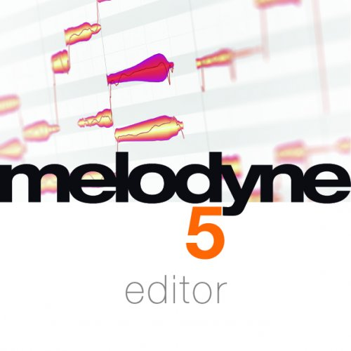 Melodyne 5 Editor - Upgrade from Assistant (Download)