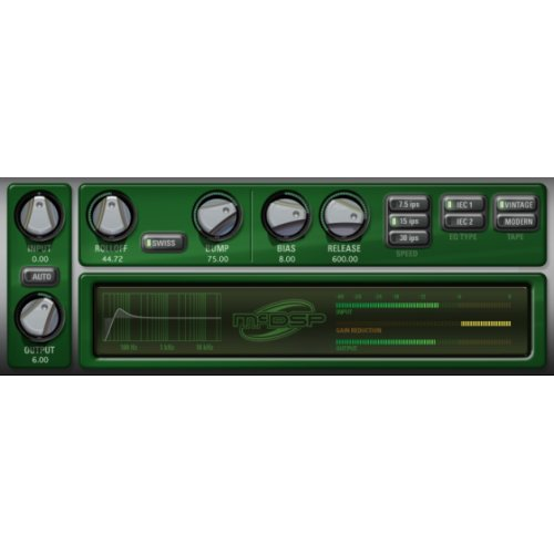 McDSP Analog Channel HD v6 Plug-in (Download)