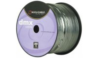 Accu-Cable 5 Pin DMX XLR Cable Spool - 300 Feet