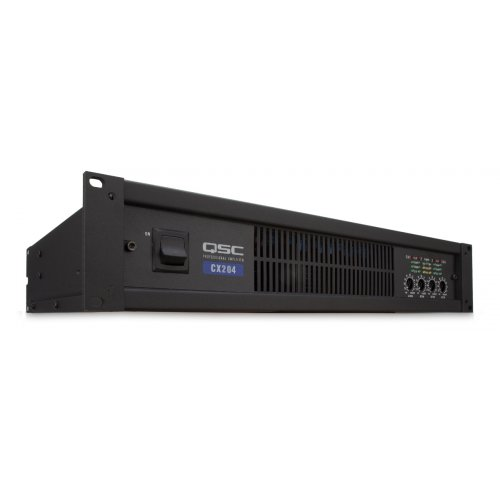 QSC CX204V 200W 4-Channel 70V Amplifier