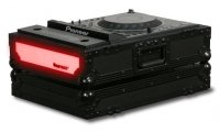Odyssey Flight FX Tabletop CD Player Case with LED - Large