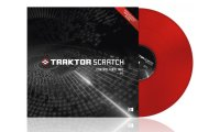 Native Instruments Traktor Scratch Pro Control Vinyl MKII (Each) - Red