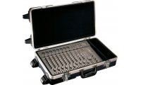 "Gator G-Mix Roller Case for Mixers Up To 12"" x 24"" x 4.25''"