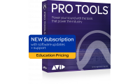 Avid Pro Tools Subscription (Annual License) - Student/Teacher - Download