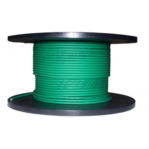 BRTB Contour 3224 Green Bulk Microphone Cable - Per Foot