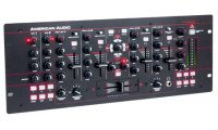 American Audio 19 MXR 4-Channel DJ Mixer