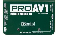 Radial ProAV1 Audio-Video DI
