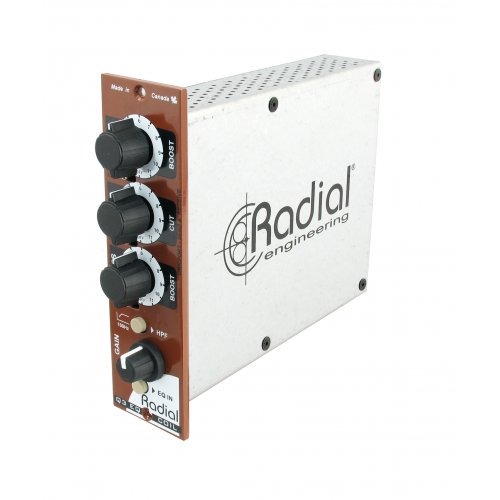 Radial Q3 500 Series 3-Band Equalizer