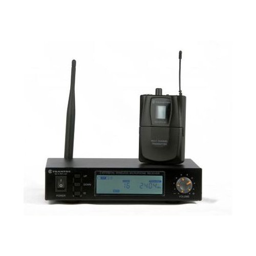 TOA S2.4BX Lavalier Wireless Mic System