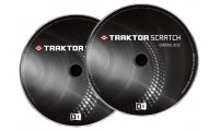 Native Instruments Traktor Scratch Pro Control CDs MKII