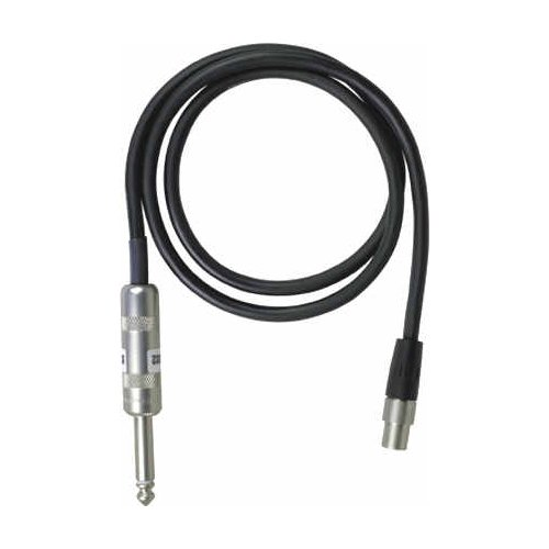 Shure WA302 Instrument Cable