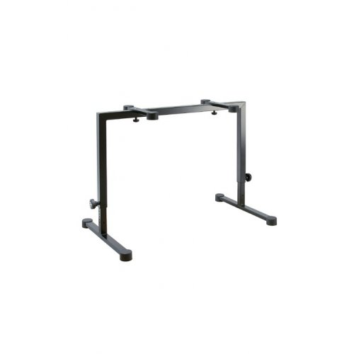K&M 18810 Keyboard Table Stand - Black