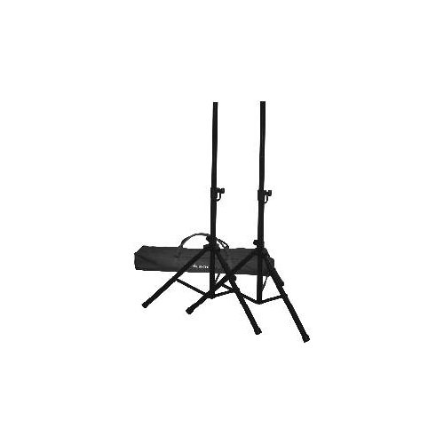 Erikson Pro SP320i Heavy Duty Speaker Stand Kit (2 Stands & Bag)