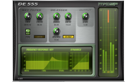McDSP DE555 De-Esser HD v6 Plug-in (Download)