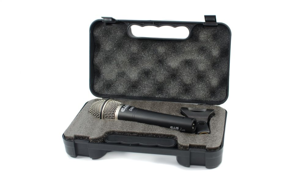 CAD D90 Supercardioid Dynamic Handheld Microphone
